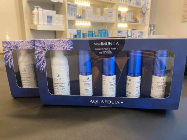Coffret Aquaimunita