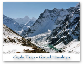 Grand Himalaya du Népal