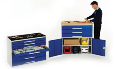 armoires d atelier a tiroirs armoire