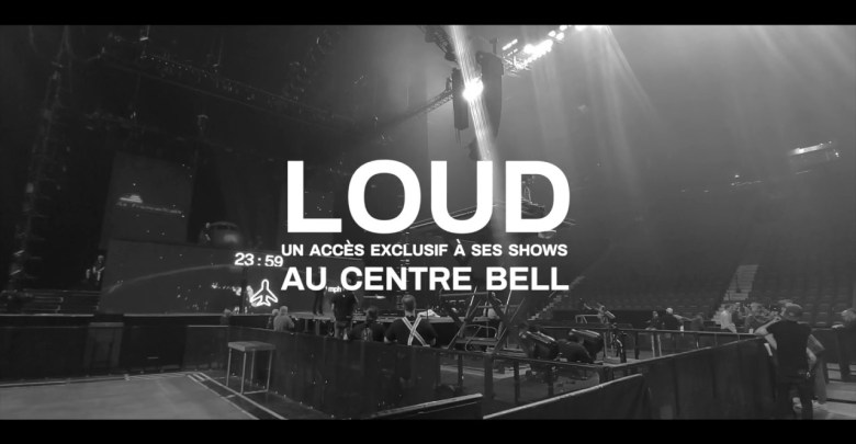 Photo of Un accès exclusif aux shows de Loud au Centre Bell (HHQc x Samsung)
