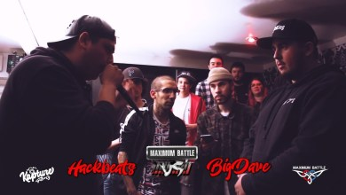 Photo of MAXIMUM BATTLE #3 – HackBeats VS BigDave | BEATBOX BATTLE