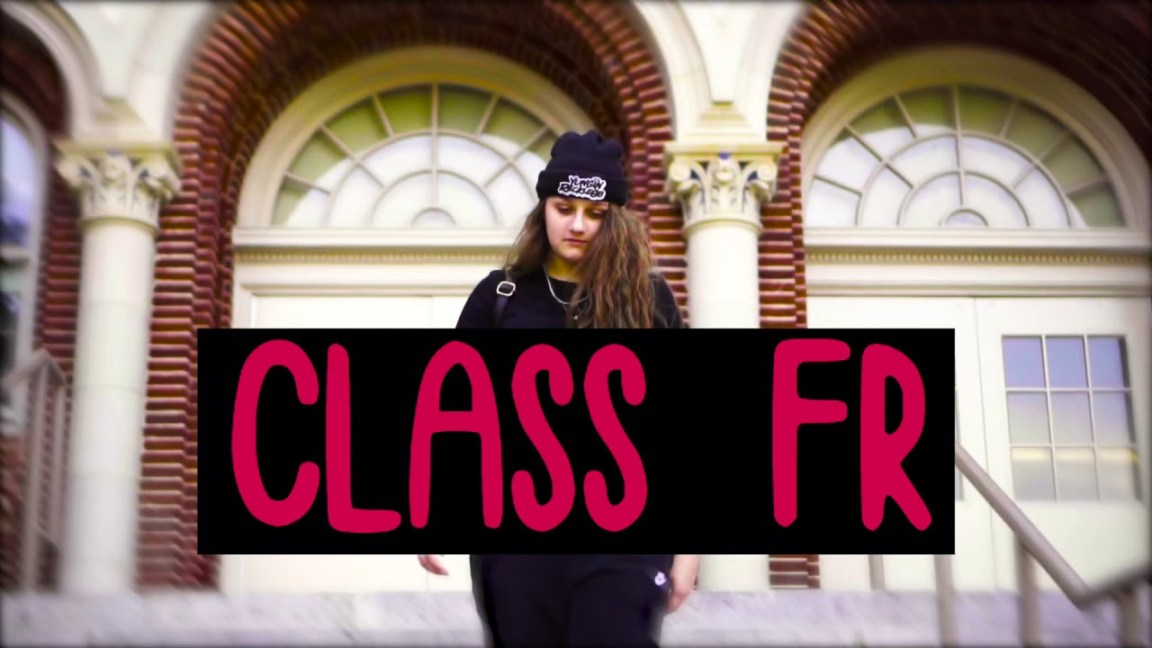 YunginReckless-Class-Fr-Official-Video