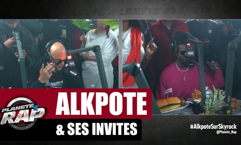 Photo of Alkpote, Jok'Air, Seth Gueko – Instant libre #PlanèteRap