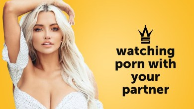 Photo of Lindsey Pelas on Watching Porn with your Partner | Relationship Advice