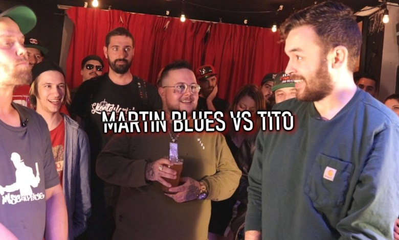 Photo of 07 Battles Treizième édition: Martin Blues vs Tito