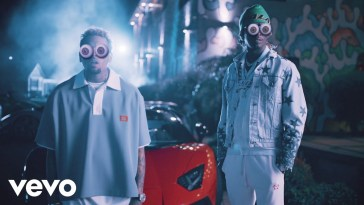 Chris-Brown-Young-Thug-Go-Crazy-Official-Video
