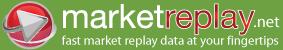Market Replay Logo