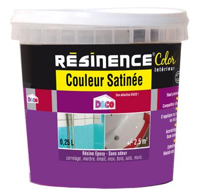 Test  Rsinence Color