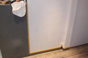 Aplanir votre mur à l'aide d'enduit de rebouchage ou de lissage