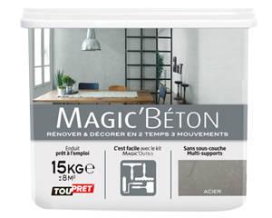 Packaging Magic'Béton