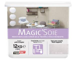 Packaging Magic'Soie