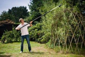 Universal telescopic garden cutter UP86