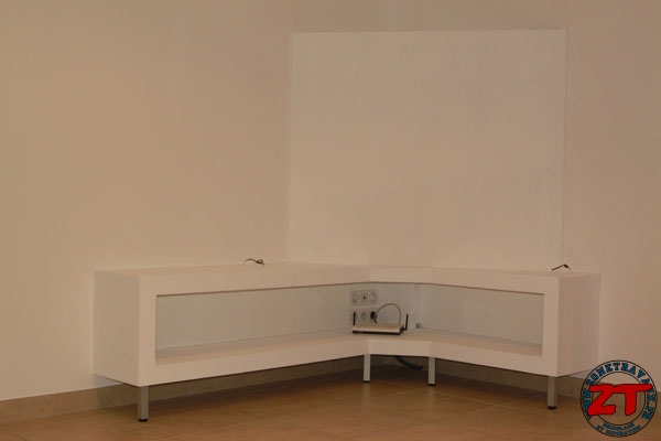 tuto creation d un meuble tv en placo