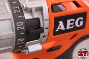 AEG Powertools Perceuse percuteuse BSB 18 CLI 402C (12)