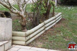 Installer bordure de jardin (20)