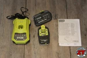 RYOBI batterie 18V 1,5Ah (2)