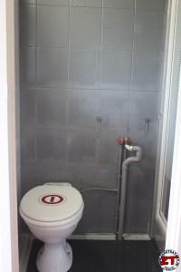 Rénovation salle eau résinence color