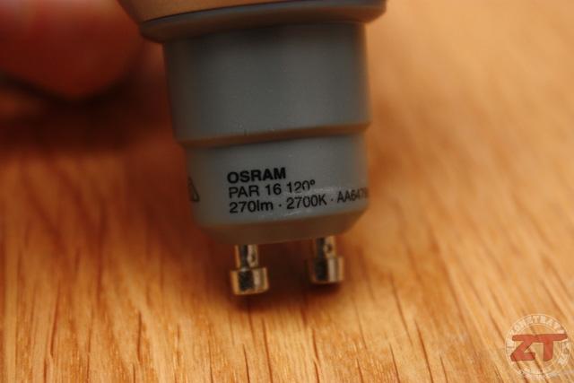 test la v ritable consommation des ampoules led. Black Bedroom Furniture Sets. Home Design Ideas