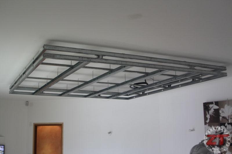 Faux plafond led wo33 montrealeast - Spot plafond cuisine ...