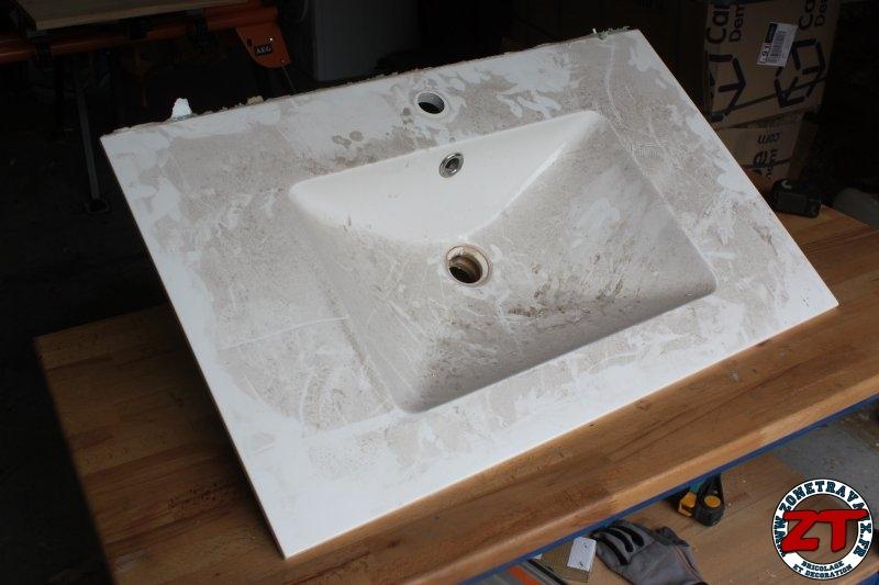 Tuto : Fabriquer Un Meuble Vasque De Salle De Bain
