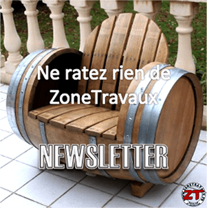 Newsletter ZoneTravaux