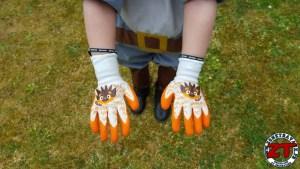 Rostaing gants enfants Les Zamis Gaston