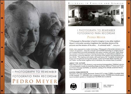 """Fotografío para recordar"", de Pedro Meyer"