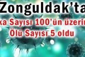 Zonguldak'ta Corona Sayısı Yükseliyor