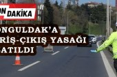 Zonguldak'a Giriş- Çıkış Yasağı Uzatıldı