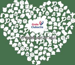 Grote Clubactie-logo