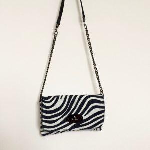 tas zebra print
