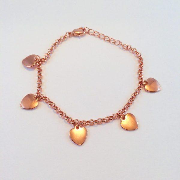 armband met hartjes