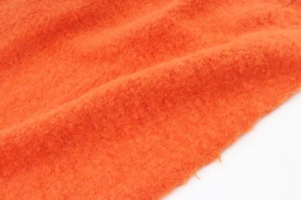 Warme zachte sjaal oranje