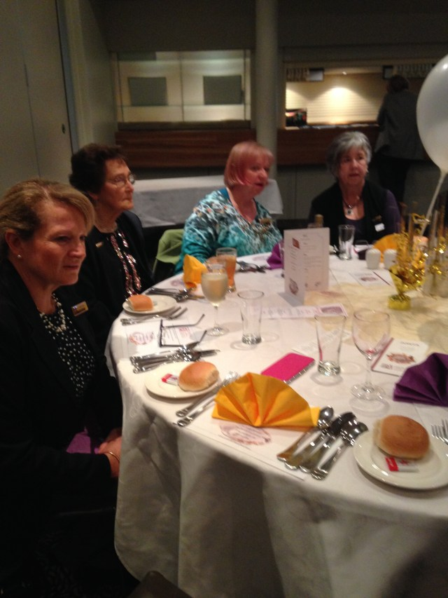 30th Birthday and Combined Services Dinner