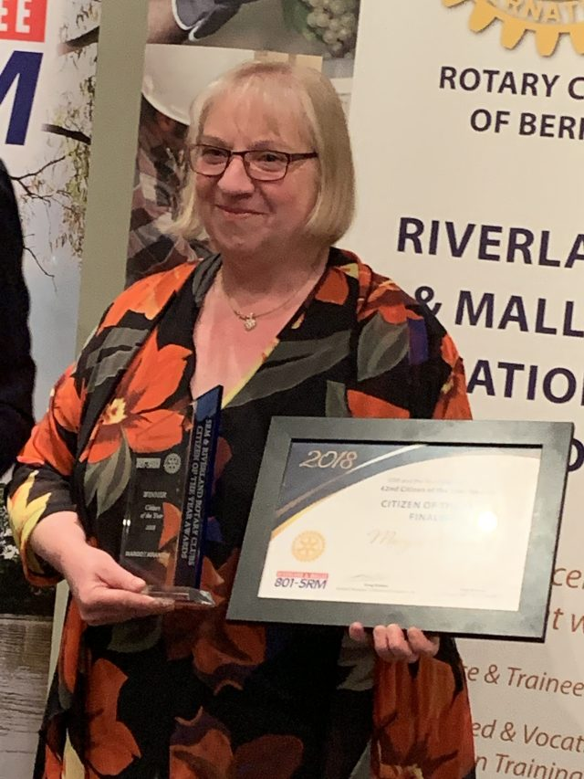 Riverland Citizen of the Year 2019