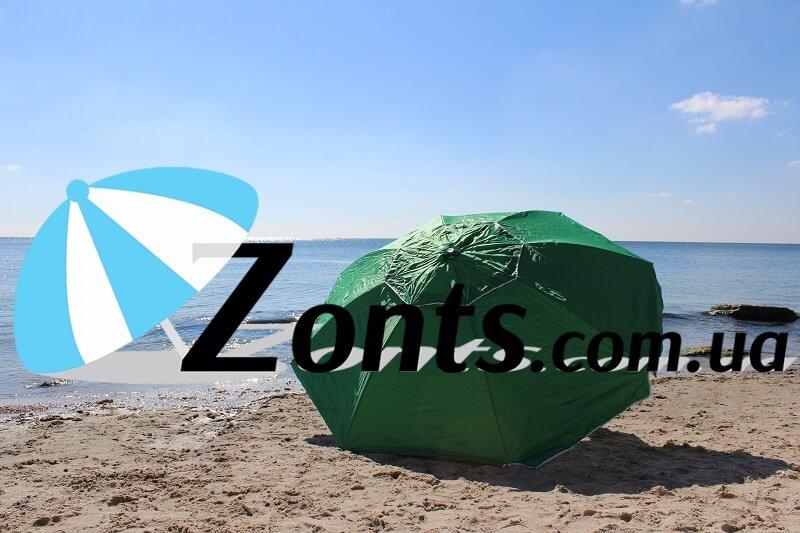 Большой пляжный зонт 2,5 метра 8 спиц зонты для сада для торговли для кафе для ресторана
