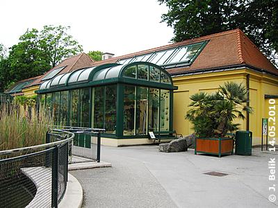 Wintergarten bei der Savanne, 14. Mai 2010