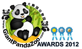 Giant Panda Zoo Awards 2012