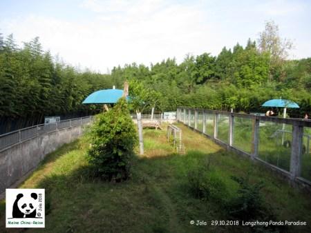 Außenanlage Fu long