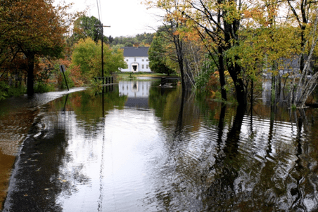 Flooding insurance in Canada
