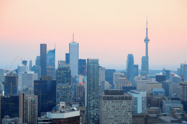 Toronto ranks 13th most unaffordable