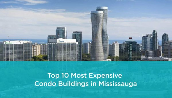 Most expensive condo buildings in Mississauga
