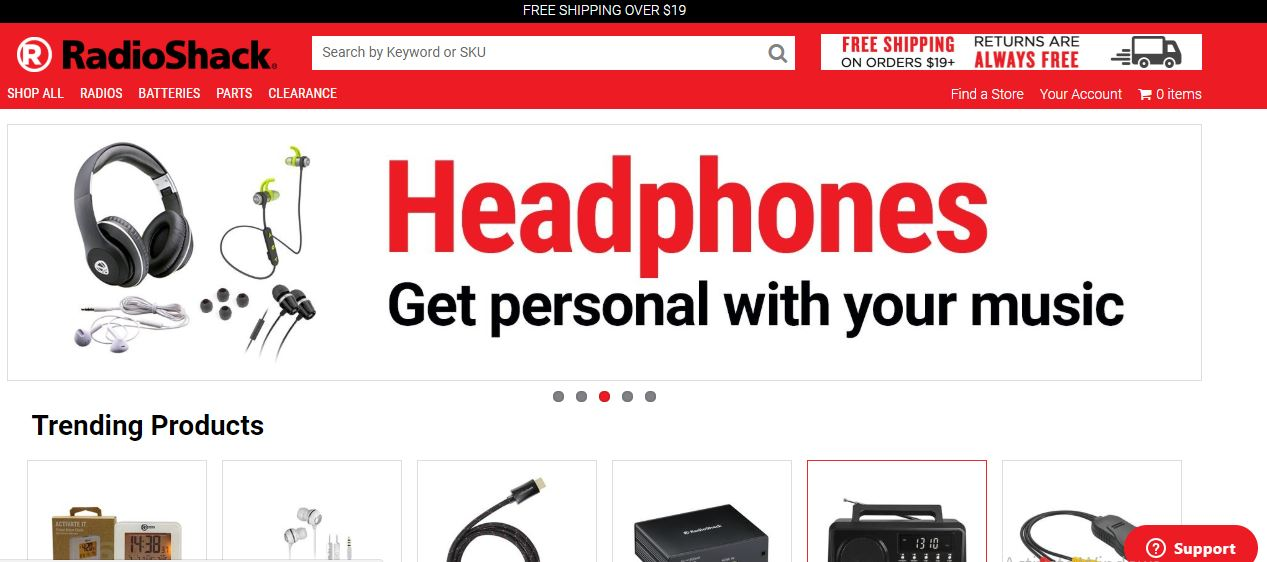 Top Shopping Sites For Electronics and Gadgets