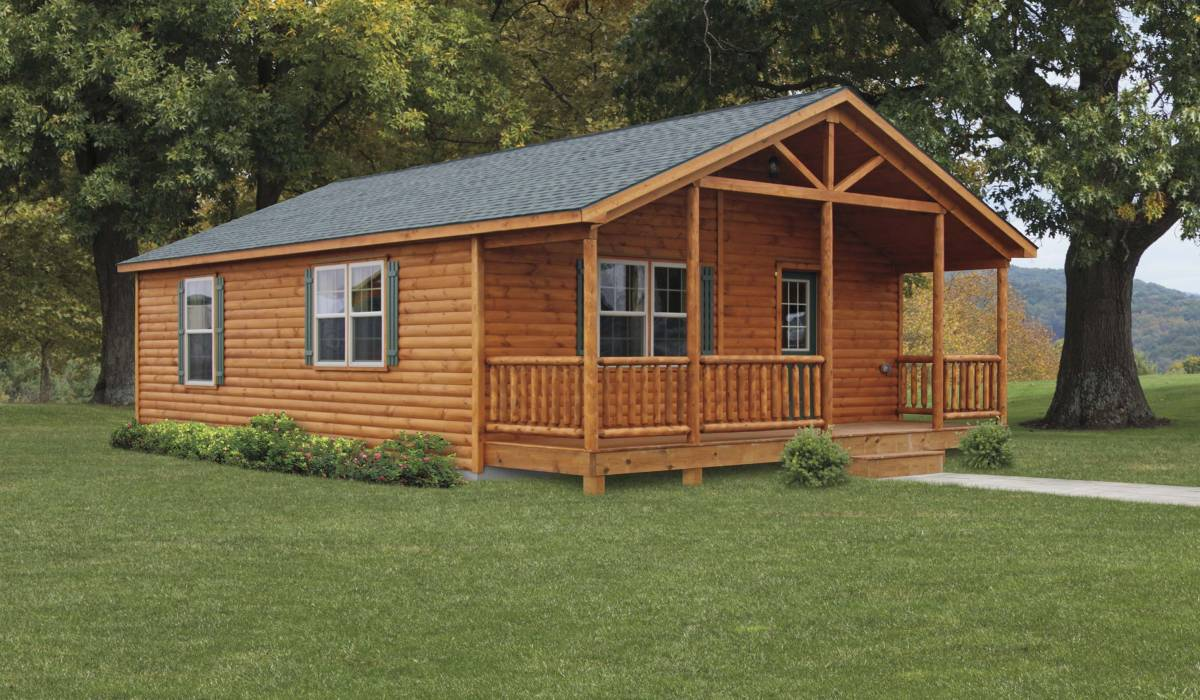 Modular Log Homes Prefab Log Cabins Modular Log Cabin
