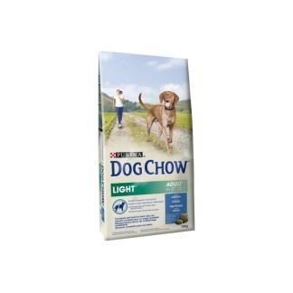 DOG CHOW LIGHT Пуйка 14кг
