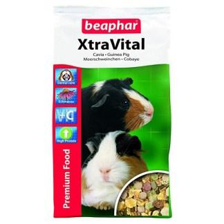 Храна за морски свинчета BEAPHAR XTRA VITAL GUINEA PIG, 2,5 kg