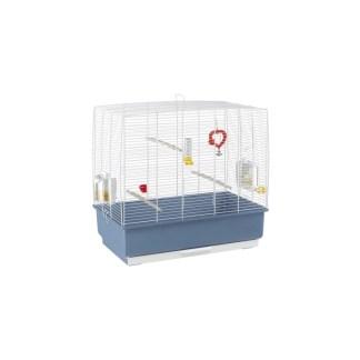 Клетка за птици FERPLAST CAGE RECORD 4 WHITE, 59х33х57см