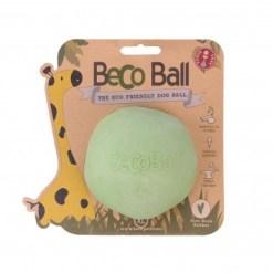 Becothings - Palla naturale BecoBall Medium Ø6,5 Verde