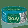 Oasy - Umido Cat More Love - Tonno con Pesce Bianco. 70gr