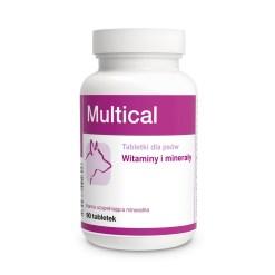 Dolfos - Multical 90 Vitamine Minerali per cani e femmine gravidanza